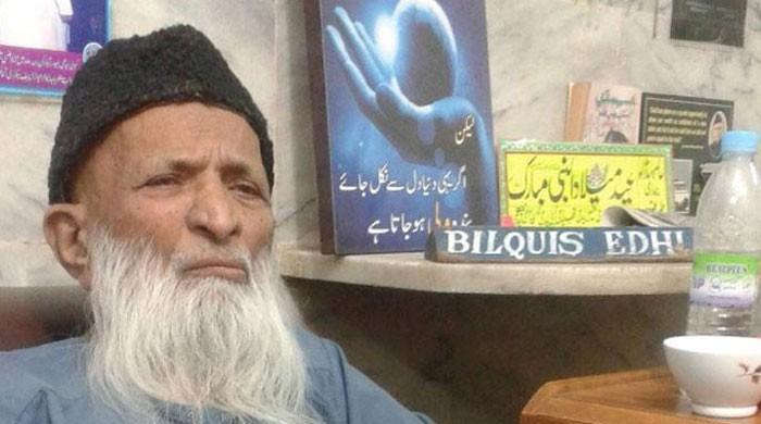 Abdul Sattar Edhi — journey of a sole man