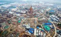 Disney theme park in Shanghai nears a million visitors