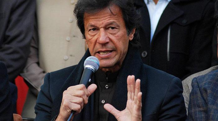 PTI approaches Pemra against TV channels for reporting Imran's 'marriage'