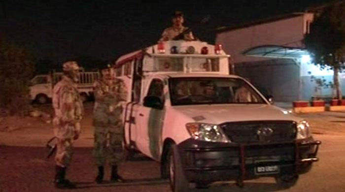 Rangers' operation in Karachi comes to a halt