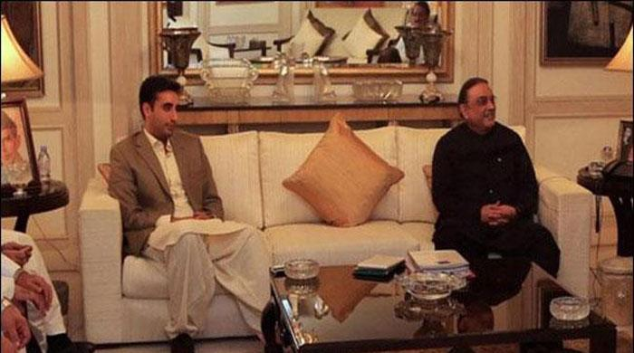 Rangers' powers: PPP Dubai meeting ends without headway