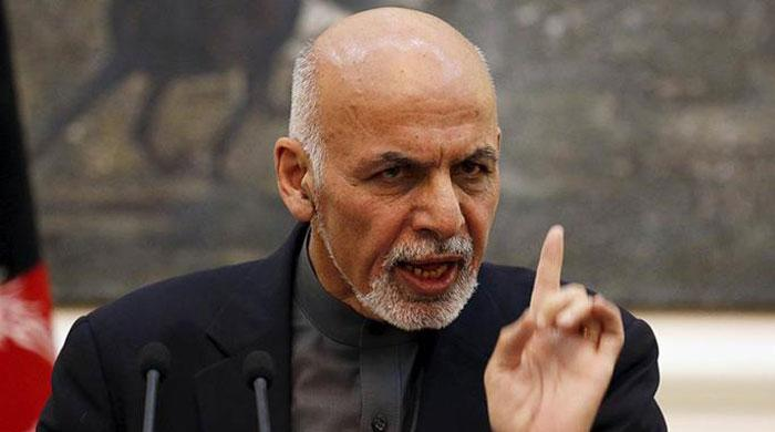 Ashraf Ghani stresses Pak-Afghan concerted efforts for regional peace