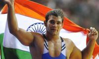 Rio-bound Indian wrestler fails doping test