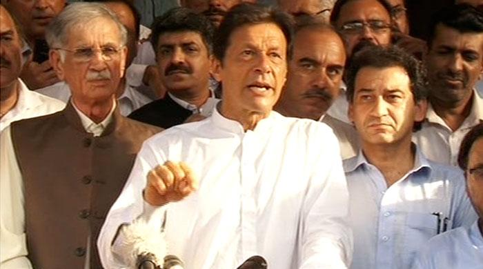 PTI to launch 'accountability movement' from Peshawar
