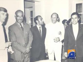 Profile of Syed Qaim Ali Shah.