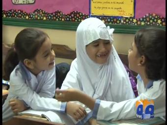 Sindh schools reopen today after summer vacations.