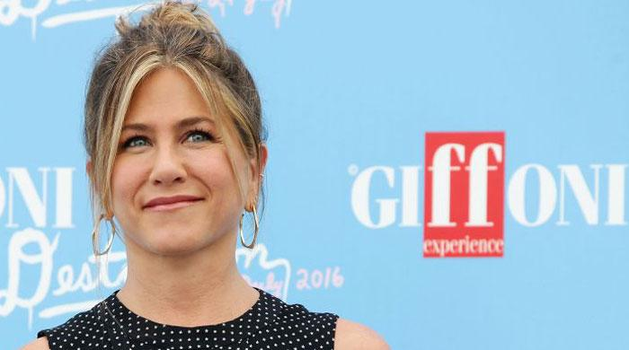What drove Jennifer Aniston to tears?