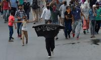 Four more Kashmiris martyred as India lifts curfew in IoK
