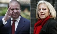Pakistan is our dependable ally, Theresa May tells Sharif