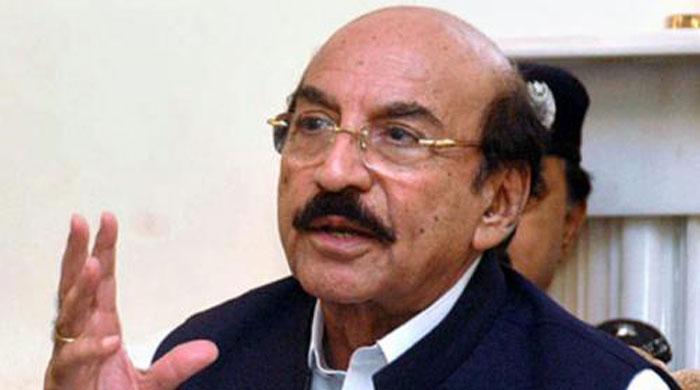 Qaim Ali Shah to hand in resignation today