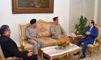 Muslims must unite to fight terrorism: Gen Raheel