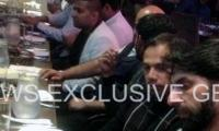 Pakistan team enjoys Mutton Karhai at dinner with fans in Manchester