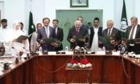 ECP functional again as members take oath