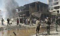 Massive bomb attack kills 44 in Syrian Kurdish city