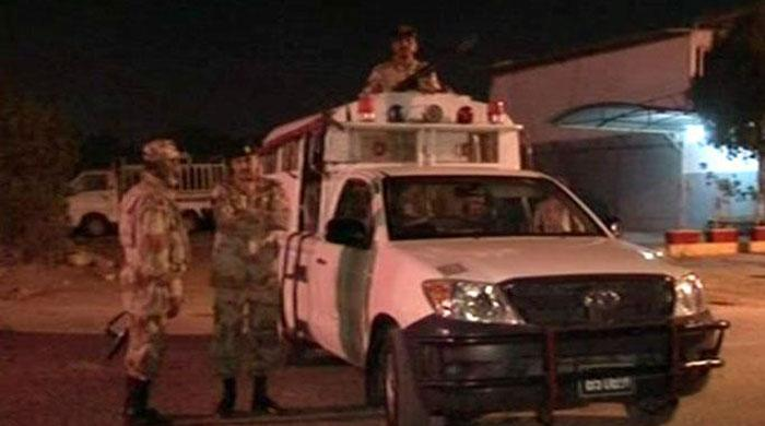 Target killers in Karachi being funded from three countries: Rangers