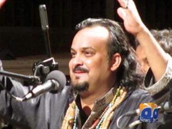 No arrests made forty days after Amjad Sabri murder.