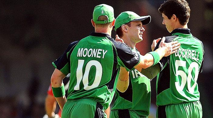Ireland trio set for Pakistan return