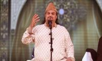 Qawwali night to mark Amjad Sabri's Chehlum today