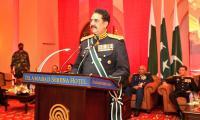 COAS resolves to break nexus between terrorism, corruption