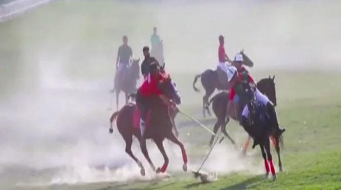 Three-day Shandur Polo festival kicks off