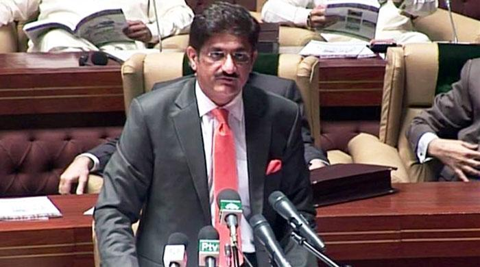 Murad Ali Shah elected new Chief Minister of Sindh