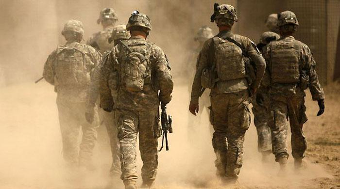 Five US troops wounded in Afghanistan: military