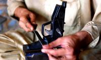 A town near Peshawar where guns sell cheaper than smartphones