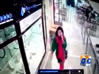 22-year-old girl found dead at a Lahore hotel.