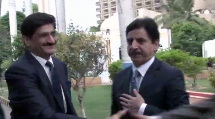 Murad Ali Shah moves into CM House