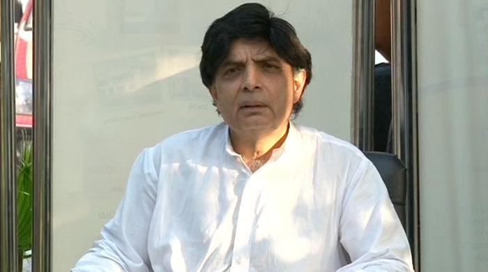 Rangers' powers: Nisar hopes new Sindh CM will remove hurdles