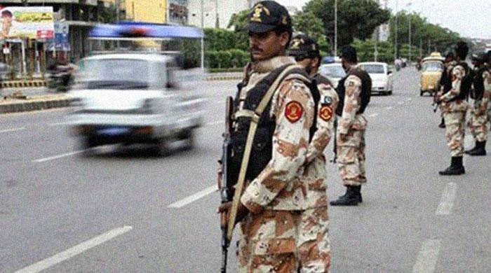 Constitution gives federation full authority to extend Rangers policing powers