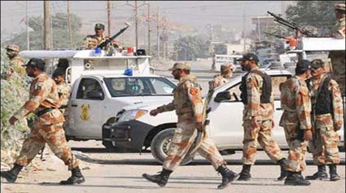 Rangers get powers for Karachi only