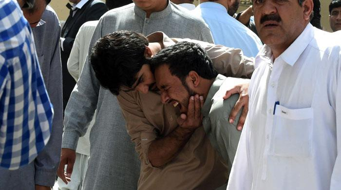 Suicide bombing at Quetta's Civil Hospital leaves 70 dead