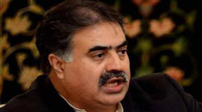 RAW behind terrorist attacks in Balochistan: CM Zehri