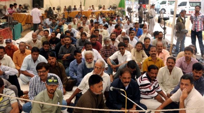 MQM ends hunger strike