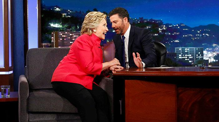Clinton ready for 'wacky' debate with Trump