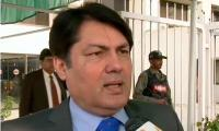 No option but to distance myself from Altaf Hussain: Barrister Saif