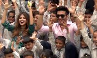 'Zindagi Kitni Haseen Hai' lead actors visit Academy for Deaf