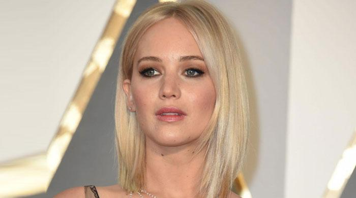 Jennifer Lawrence ranked world's highest-paid actress for second year