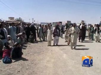 Pak-Afghan Chaman border closed on 6th day.
