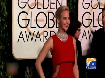 Jennifer Lawrence world's highest paid-actress.