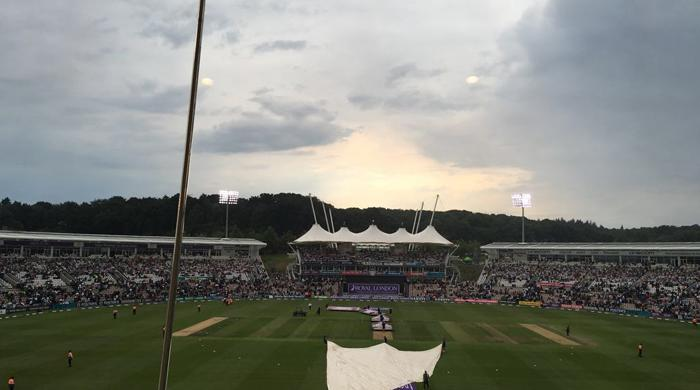 Pak vs Eng first ODI: Game resumes after brief delay due to rain