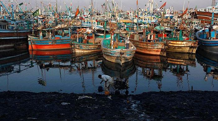 Karachi coast under threat from waste