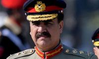 Terrorists, facilitators being eliminated in combing operations: COAS Raheel Sharif