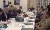 PM meeting: Leaders condemn anti-Pakistan statements, review NAP