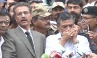Vohra regrets taking call during Waseem's press conference