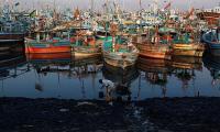 Karachi coast under threat from waste