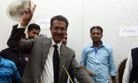 Waseem Akhtar to run Karachi affairs from jail
