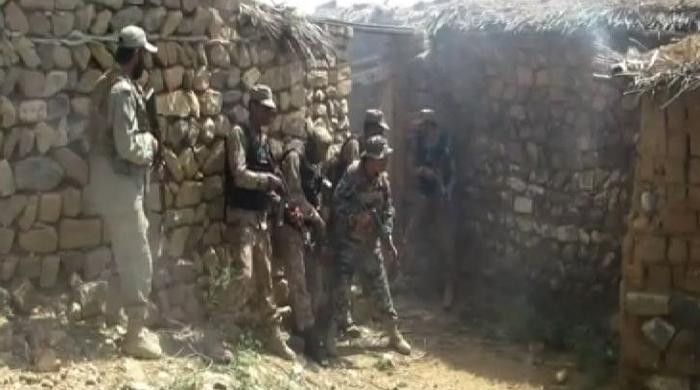 Eight terrorists killed in operation near Pak-Afghan border