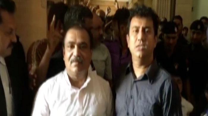 Under trial MQM leaders leave Karachi court chanting 'Pakistan Zindabad'
